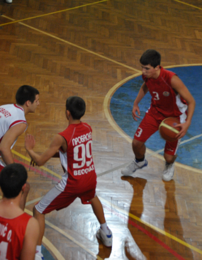 kk probasket utakmica